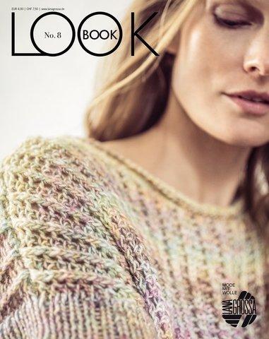 Журнал по вязанию LookBook 8 на русском языке