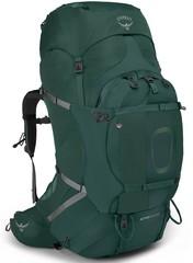 Рюкзак туристический Osprey Aether Plus 100 Axo Green