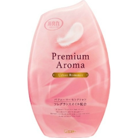 Жидкий дезодорант ароматизатор для комнат Shoshuriki с элегантным ароматом Личи и Розы 400 мл