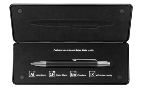 Carandache Office Alchemix - Rubber, шариковая ручка, M