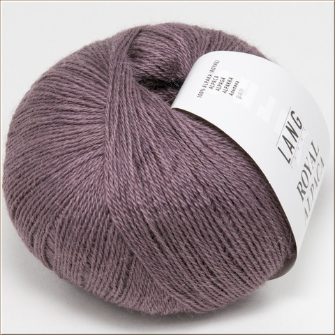 Пряжа ROYAL ALPACA Lang Yarns