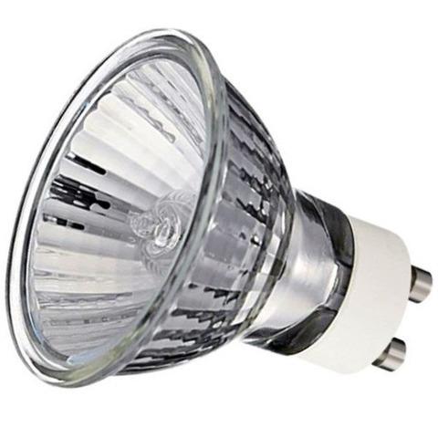 Лампа галоген. MR16 220V GU10 50Вт  рефлект.