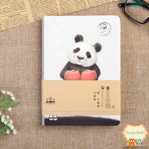 Блокнот Панда. Тип 3