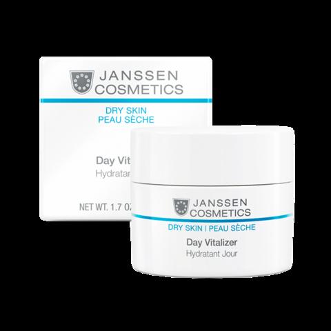 JANSSEN | Увлажняющий дневной крем / Day Vitalizer, (50 мл)