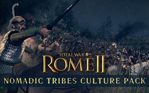 Total War : Rome II - Nomadic Tribes Culture Pack DLC (для ПК, цифровой ключ)
