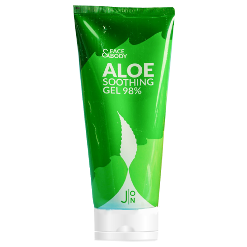 Многофункциональные гели Гель для лица и тела универсальный АЛОЭ J:ON  Face & Body Aloe Soothing Gel 98% 200 мл 218772780_w640_h640_jon-gel-universalnyj.jpg
