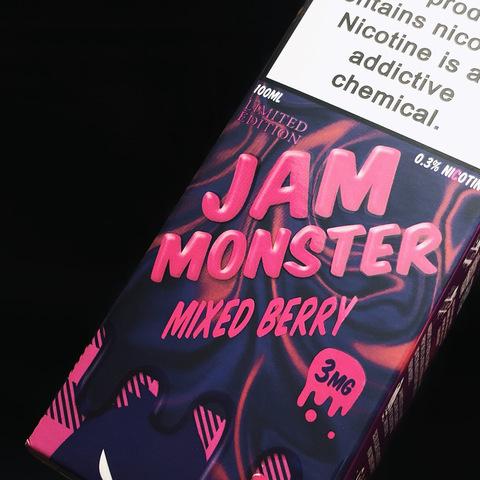 Jam Monster Mixed Berry