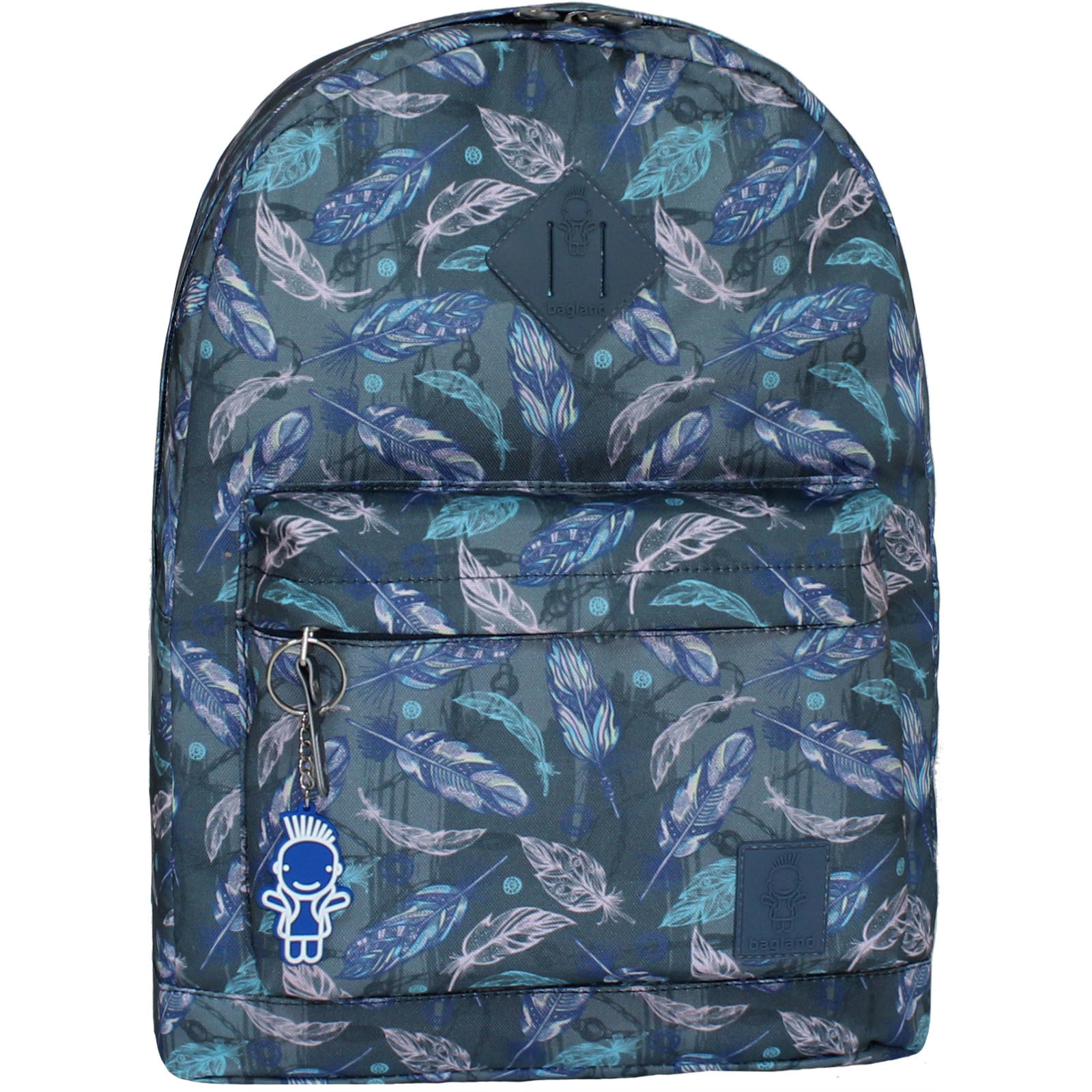 Городские рюкзаки Рюкзак Bagland Молодежный (дизайн) 17 л. сублимация 255 (00533664) IMG_7107_255.JPG