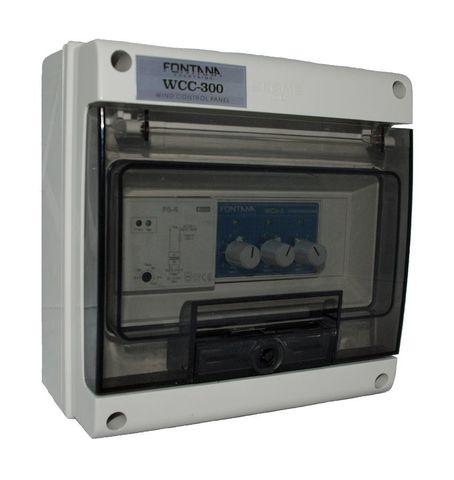 Шкаф управления по силе ветра Wind Control Panel (plastic Anemometr) WCC-300 (WCC-300)