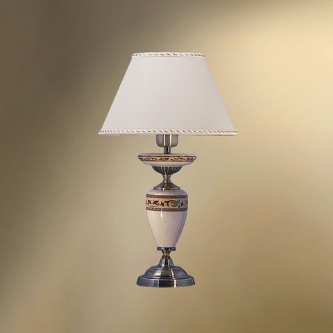 Настольная лампа с абажуром 26-522.56/38356 АЙВЕНГО
