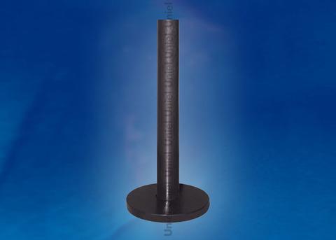 UFP-E11BN-400 BLACK Опора с крышкой для садово-парковых светильников. Высота 400мм. Материал- металл. Цвет - черный. Упаковка - 1шт. В групповой картонной коробке.