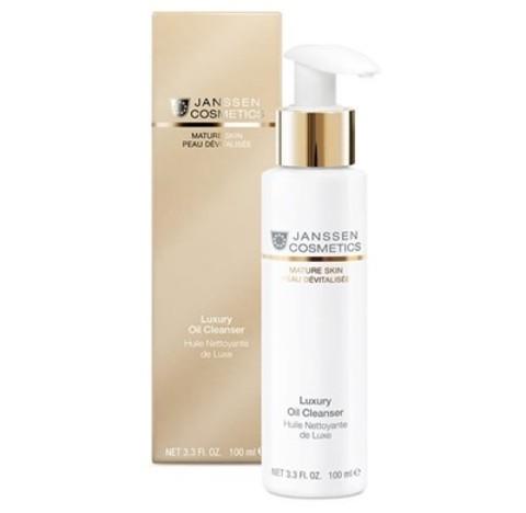 JANSSEN COSMETICS Роскошное очищающее масло для лица | Luxury Oil Cleanser