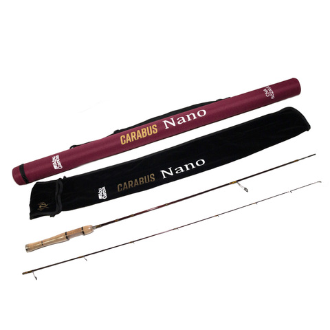 Удилище спиннинговое Abu Garcia Carabus Nano CNA-602XULS MGS (1525854)