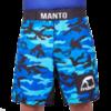 Шорты Manto Camo Blue