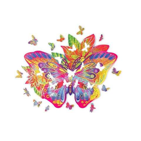 Драгоценная бабочка (Wood Trick)