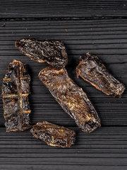 MEAT TIME Селезенка говяжья Хрустящие чипсы, 40гр