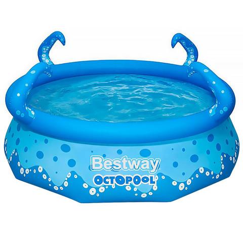 Надувной бассейн Bestway 57397 (274x76 см) с 2-мя разбрызгивателями / 25324