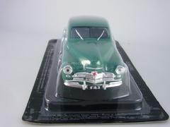 GAZ-M72 green 1:43 DeAgostini Auto Legends USSR Best #28