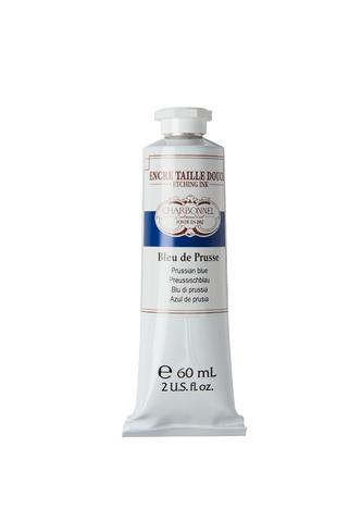 Краска офортная 60 мл туба, прусский голубой Lefranc&Bourgeois