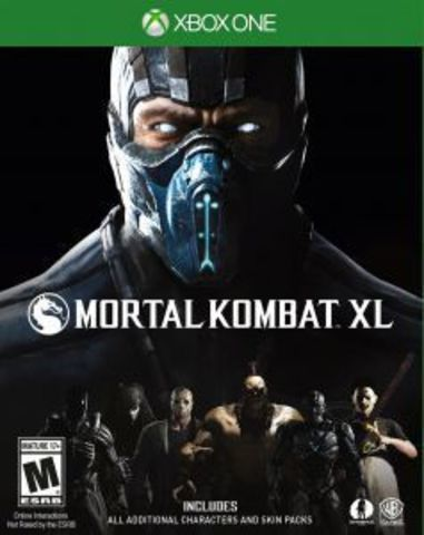Mortal Kombat XL (Xbox One/Series X, русские субтитры)