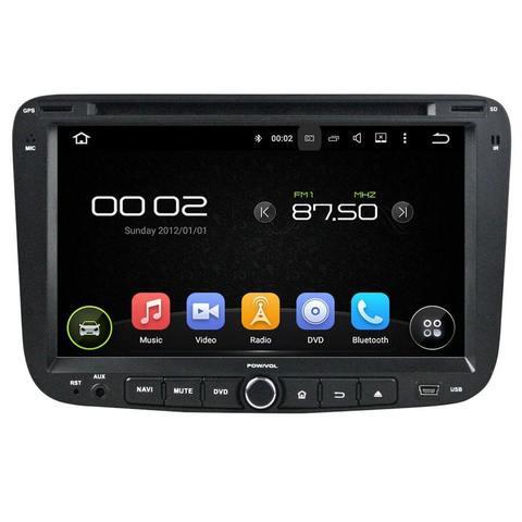 Головное устройство Emgrand EC7 2012+