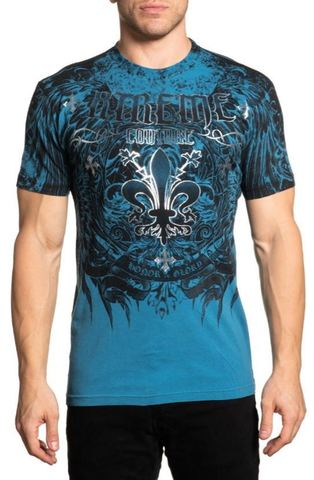 Футболка Xtreme Couture от Affliction GILDED HERALDRY