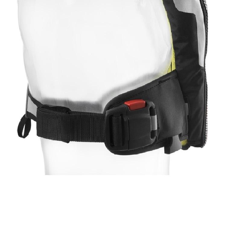 Duro inflatable lifejacket