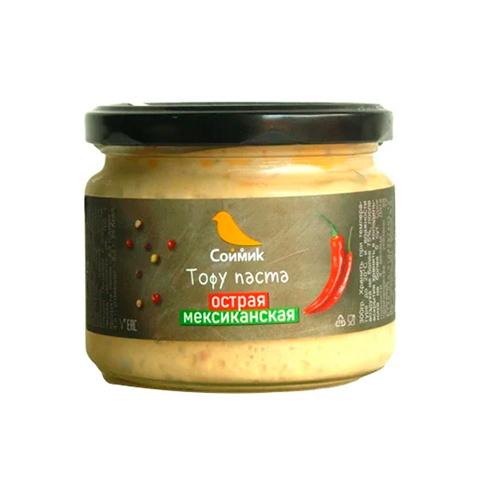 Тофу паста острая мексиканская 260г Соймик