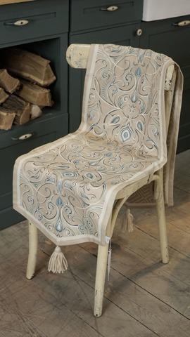 Баскур (покрывало на стулья) 38x160см (200-03)