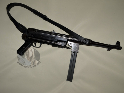 Охолощенный ПП МП-38