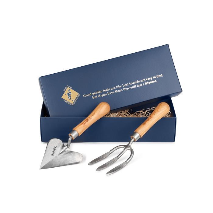 Набор садовых инструментов (совок-сердце+вилка) Sneeboer