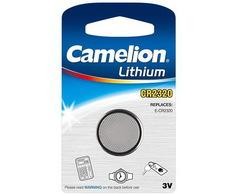 Батарейки Camelion CR 2320 / 1 BL