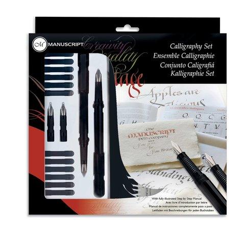 Набор для каллиграфии Manuscript Calligraphy Set, обучающий