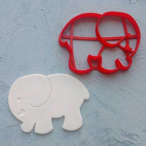 Слон №1