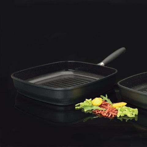 Сковорода-гриль 32см 4,9л Scala