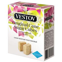 Сахар тонкоколотый тростниковый Vestov 250 г