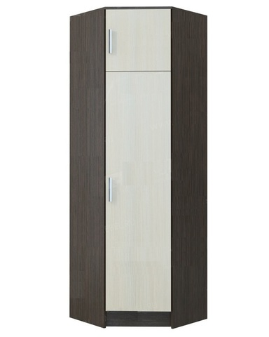 Шкаф угловой ПЛ-6 венге / дуб белфорт