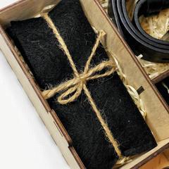 Подарунковий набір шкіряних виробів Smart