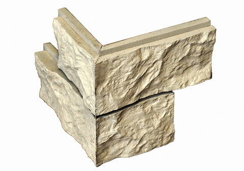 Искусственный камень White hills Кросс Фелл углы 100-05