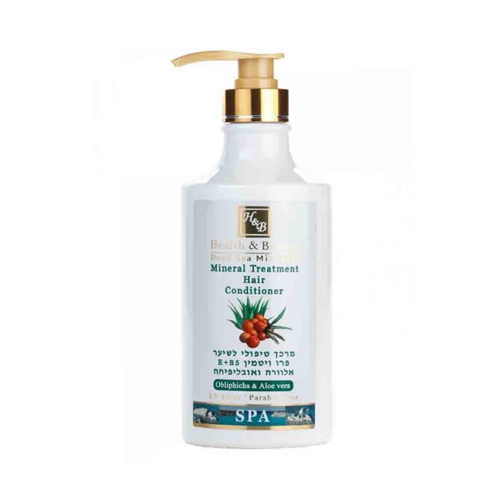 Кондиционер для всех типов волос Mineral Treatment Hair Conditioner с маслом облепихи