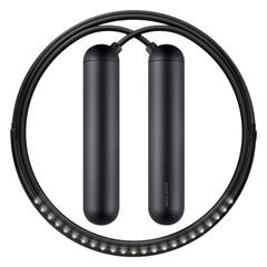 Умная скакалка Smart Rope для смартфона, размер S, 243 см (рост 152 - 163 см) черный