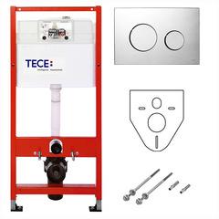 Инсталляция для унитаза с клавишей TECE TECEloop K400626 фото