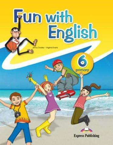 fun with english 6 student's book - учебник