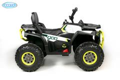 Электро квадроцикл BARTY Т007МР белый