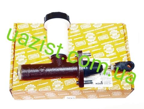 Главный цилиндр сцепления (гцс) Уаз 469, 3151 (пр-во Адс)