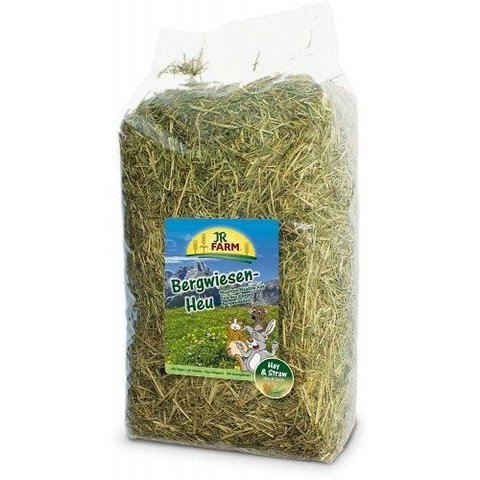 JR FARM сено луговое с добавлением крапивы 500г