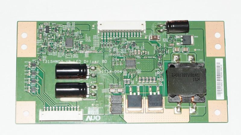 T315HW07 V8 LED Driver BD 31T14-D04