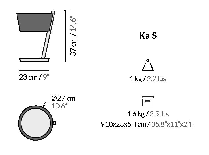 Настольная лампа KA S - вид 7