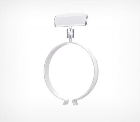 Ценникодержатель на колбасу RING-CLIP 30-45