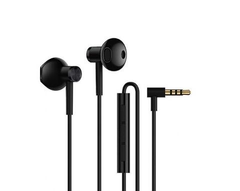 Xiaomi / Наушники Mi Hybrid DC Half-In-Ear | черный c микрофоном